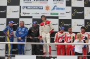 Zolder First Race: Podium na de Long Race