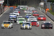 Start BRCC Long Race te Circuit Zolder