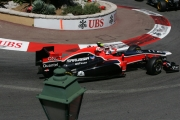 Jrme D'Ambrosio - Marussia Virgin Racing