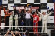 Podium 24 Hours of Zolder 2010